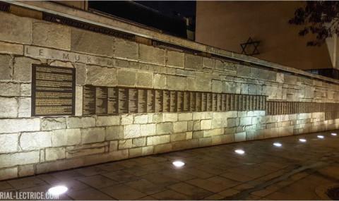 L'exposition Beate et Serge Klarsfeld au Mémorial de la Shoah