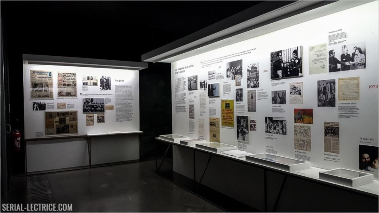Exposition Serge et Beate Klarsfeld - Mémorial de la Shoah