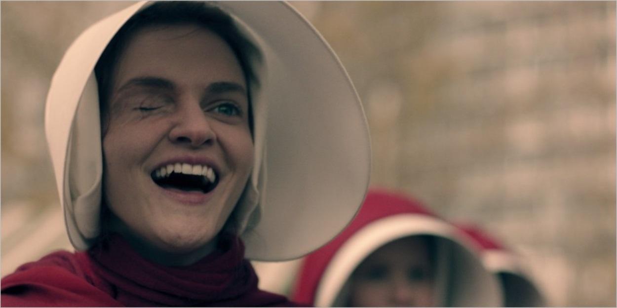 Janine ébahie par l'audace d'Emily, alias DeSteven
