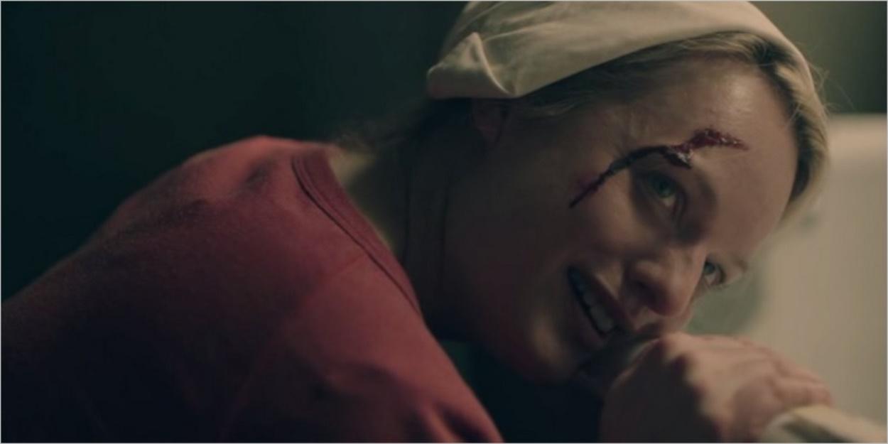June, blessée, apprend qu'elle est enceinte - Episode 10 de La Servante Ecarlate