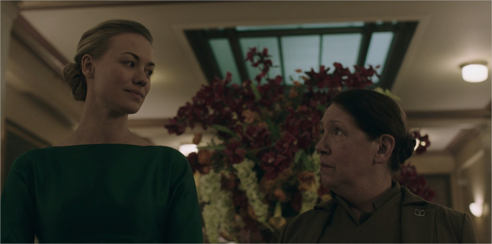 L'ordre de Serena Waterford à Tante Lydia - Episode 6