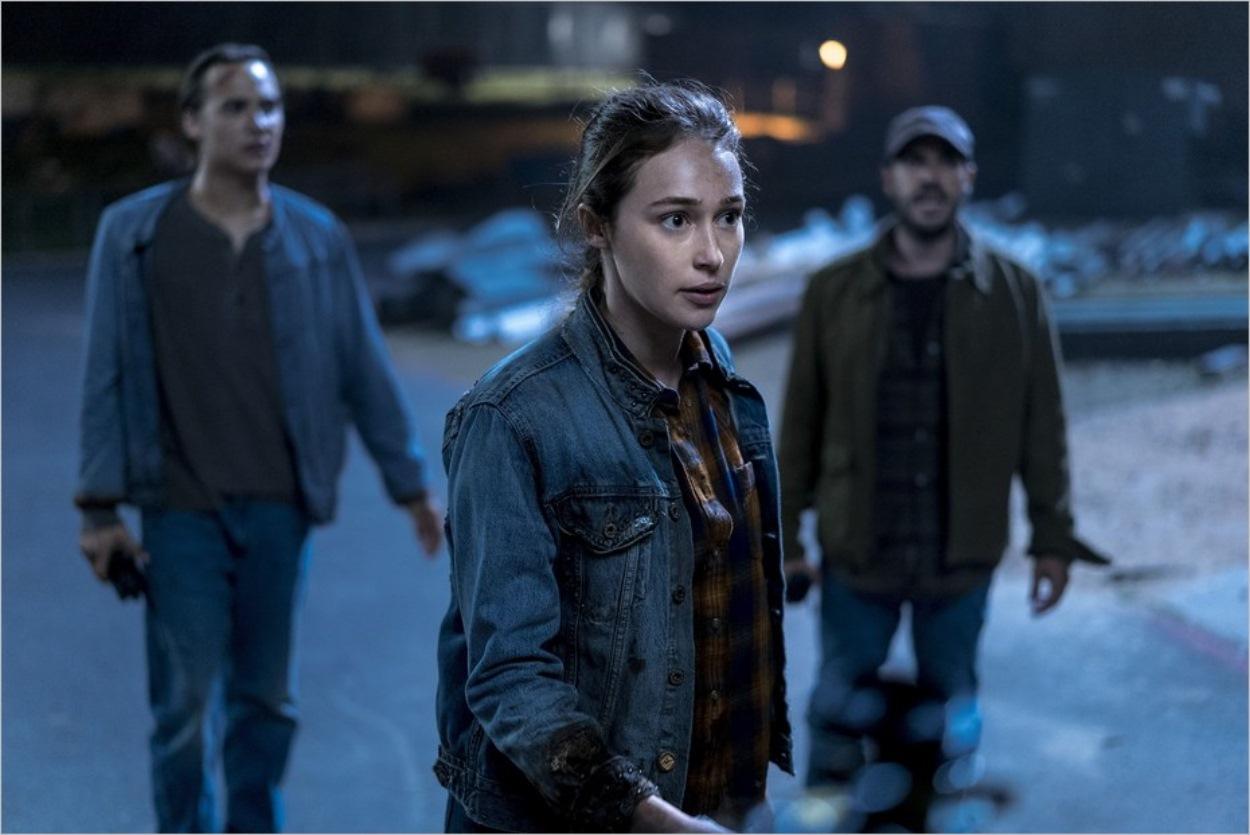 Fear The Walking Dead épisode 2 saison 4