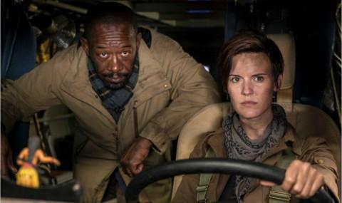 Fear The Walking Dead saison 4 épisode 1   Quelle est ton histoire ?