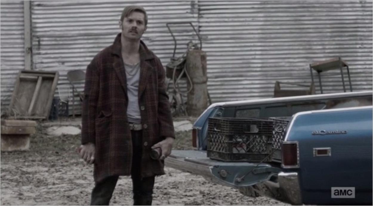 Ennis joue les provocateurs avec Nick - Episode 3 saison 4