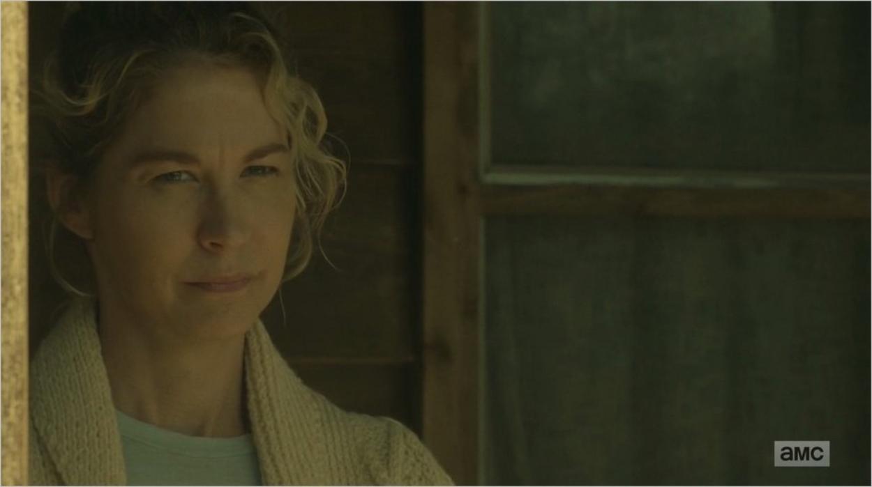 Naomi, alias Laura - Fear The Walking Dead saison 4 épisode 5