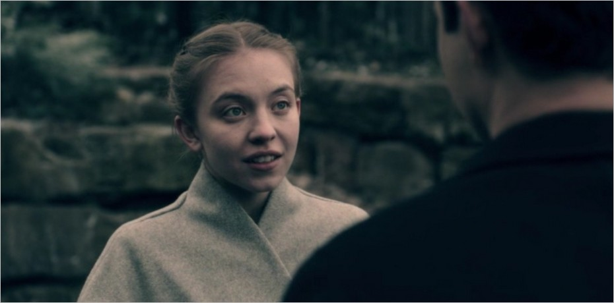 Eden face à son mari, Nick Blaine - La Servante Ecarlate saison 2 épisode 9