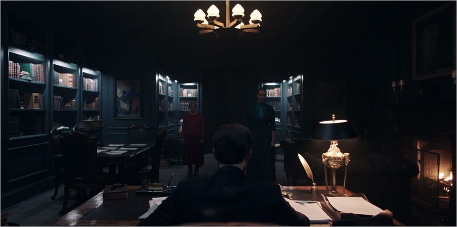 DeFred et Serena doivent s'expliquer face à Fred Waterford - The Handmaid's Tale