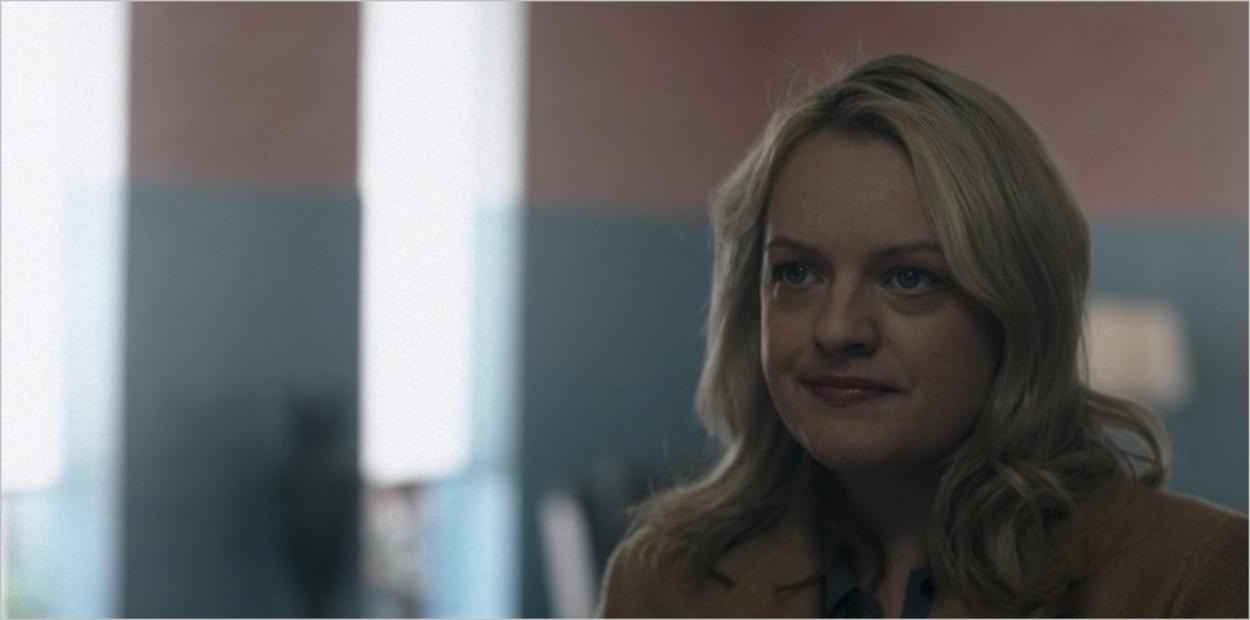 June enceinte d'Hannah - The Handmaid's Tale