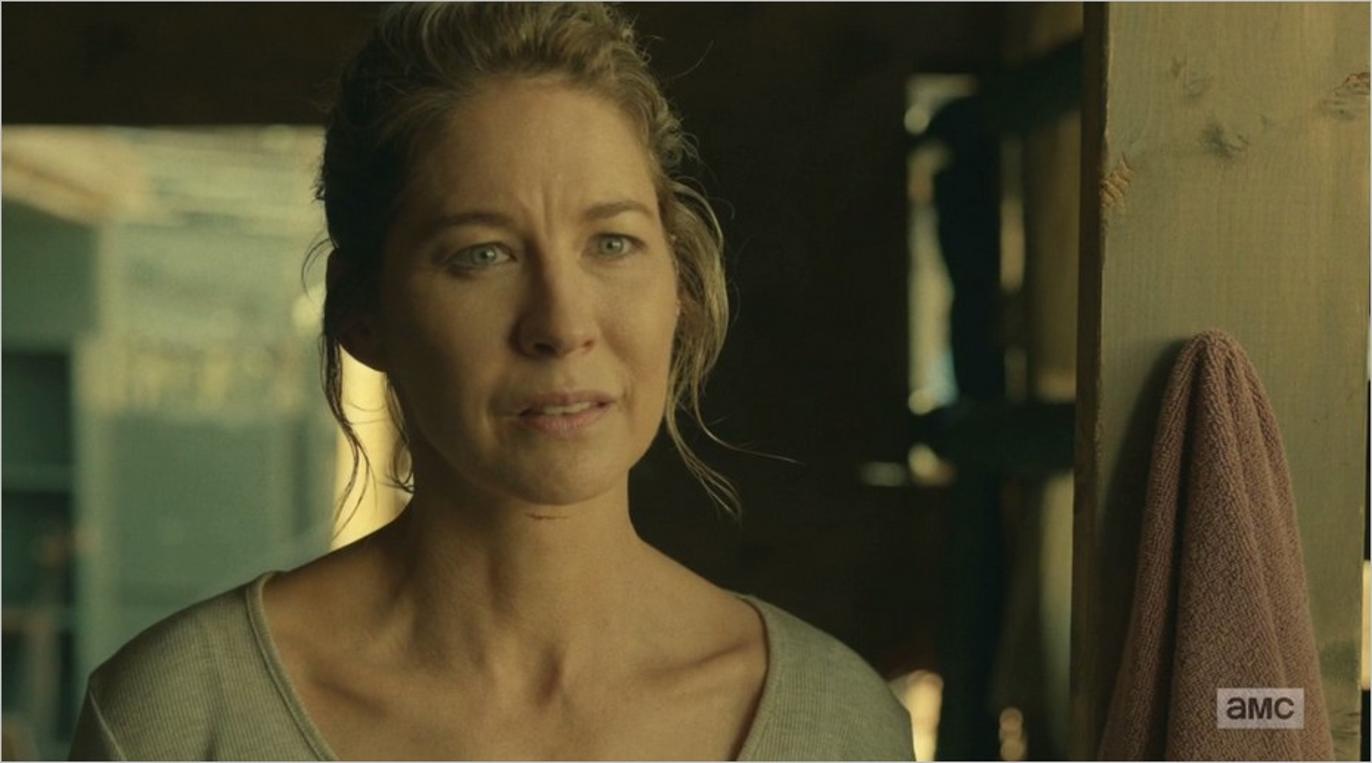 Naomi - Fear The Walking Dead saison 4 épisode 7