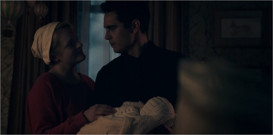 Nick, June et Nicole - The Handmaid's Tale