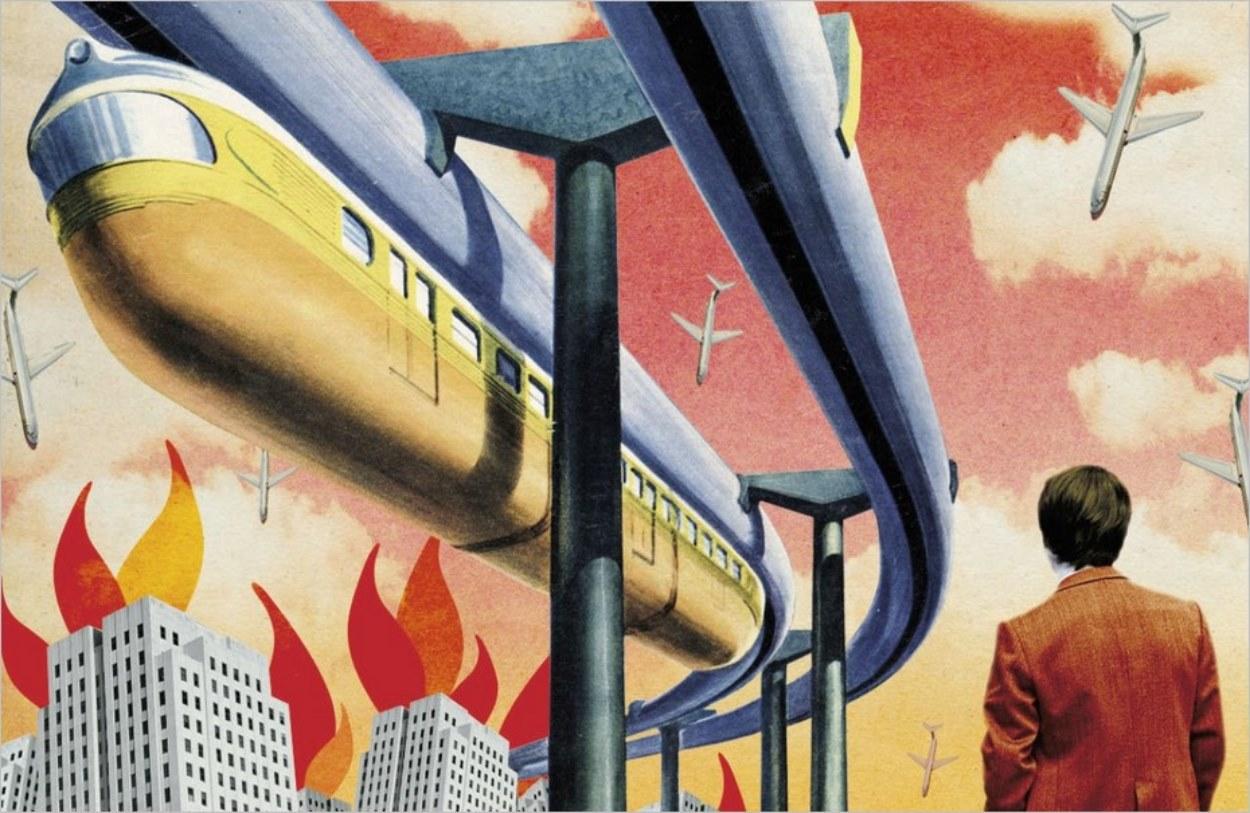 Ravage, René Barjavel : saurez-vous survivre à la modernité ?