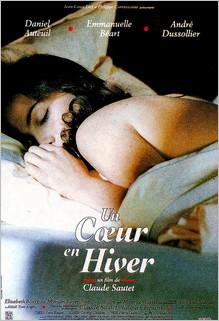 Un coeur en hiver, Claude Sautet
