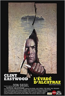L'évadé d'Alcatraz de Don Siegel
