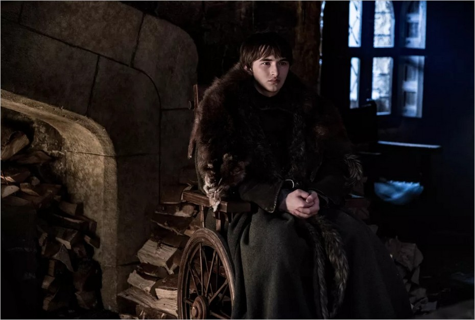 Bran Stark, silencieux - Game Of Thrones