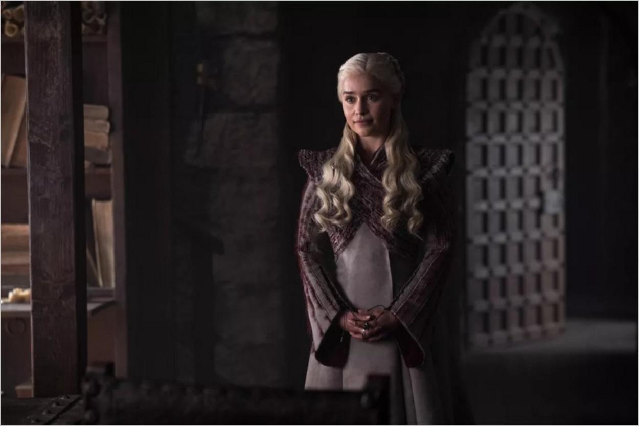 Daenerys Targaryen - Dernière saison de Game Of Thrones