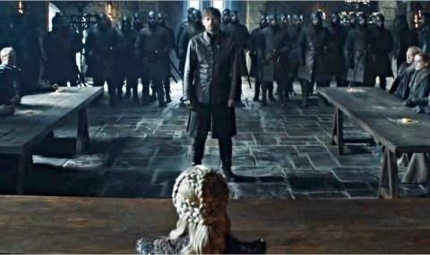 Game Of Thrones saison 8 épisode 2 : Chevalier des Sept-Couronnes