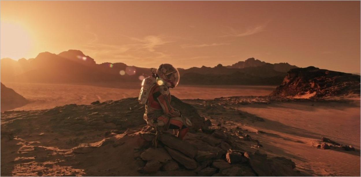 Seul sur Mars, Ridley Scott - Matt Damon