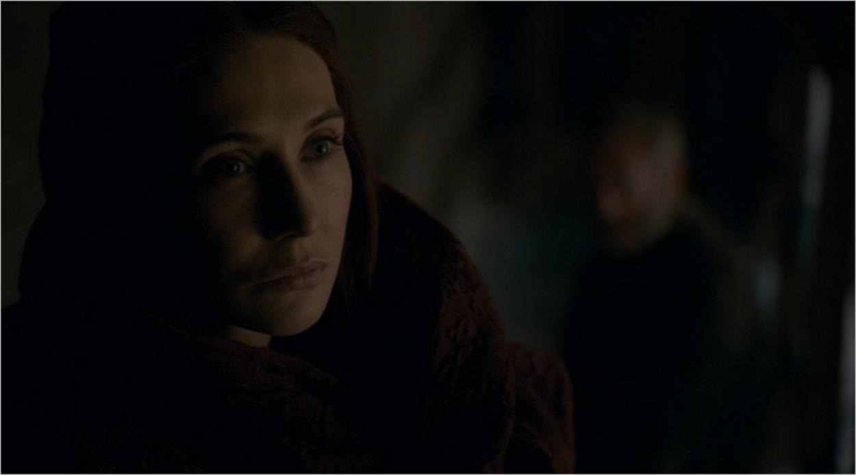 Mélisandre, la prêtresse rouge - Saison 8 épisode 3