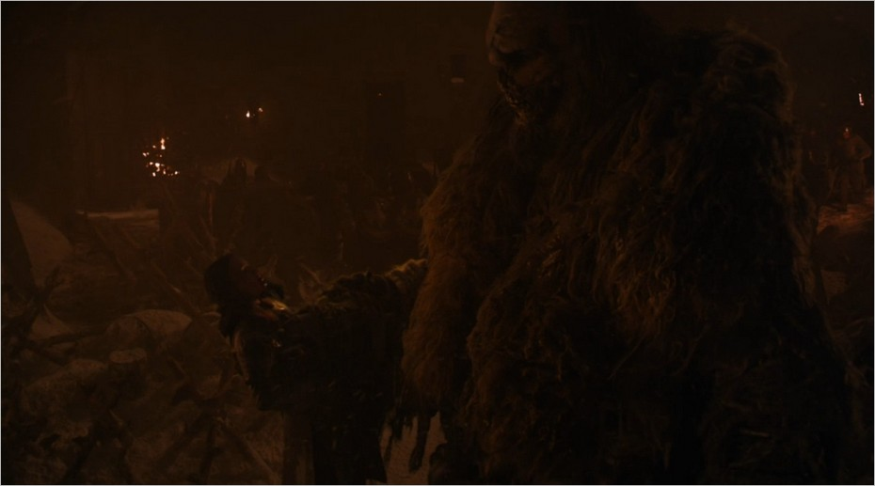 Mort de Lyanna Mormont - Game Of Thrones saison 8