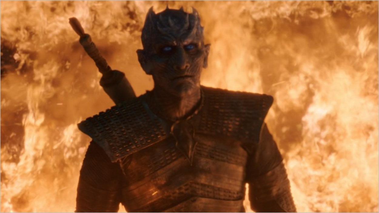 Le Roi de la Nuit - Game Of Thrones