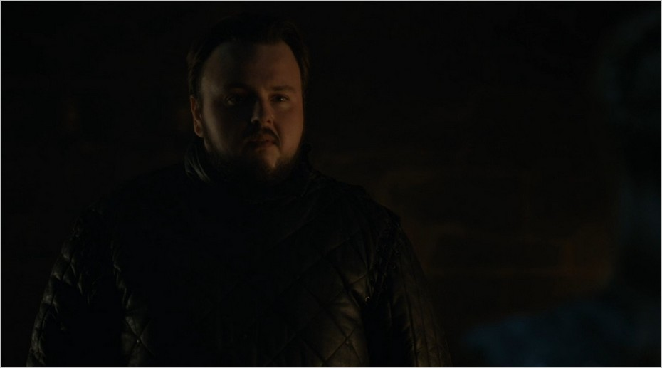 Samwell Tarly - Game Of Thrones saison 8
