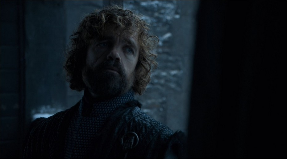Tyrion Lannister face à Sansa Stark - Game Of Thrones épisode 1 saison 8