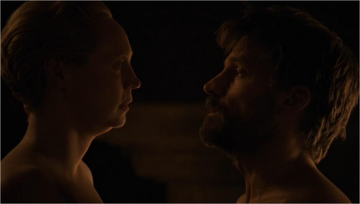 Brienne couche avec Jaime - Game Of Thrones saison 8 épisode 4