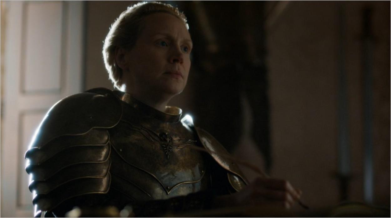 Brienne rend hommage à Jaime Lannister