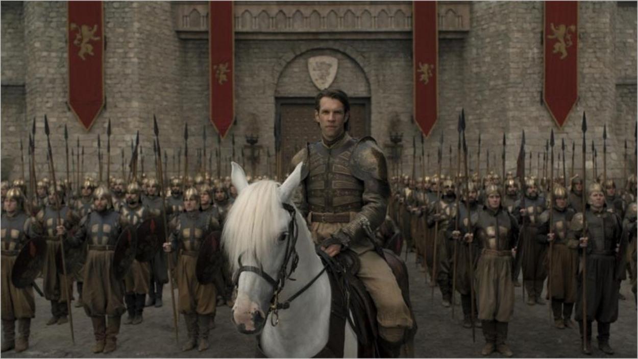 Le capitaine de la Compagnie Dorée - Game Of Thrones saison 8