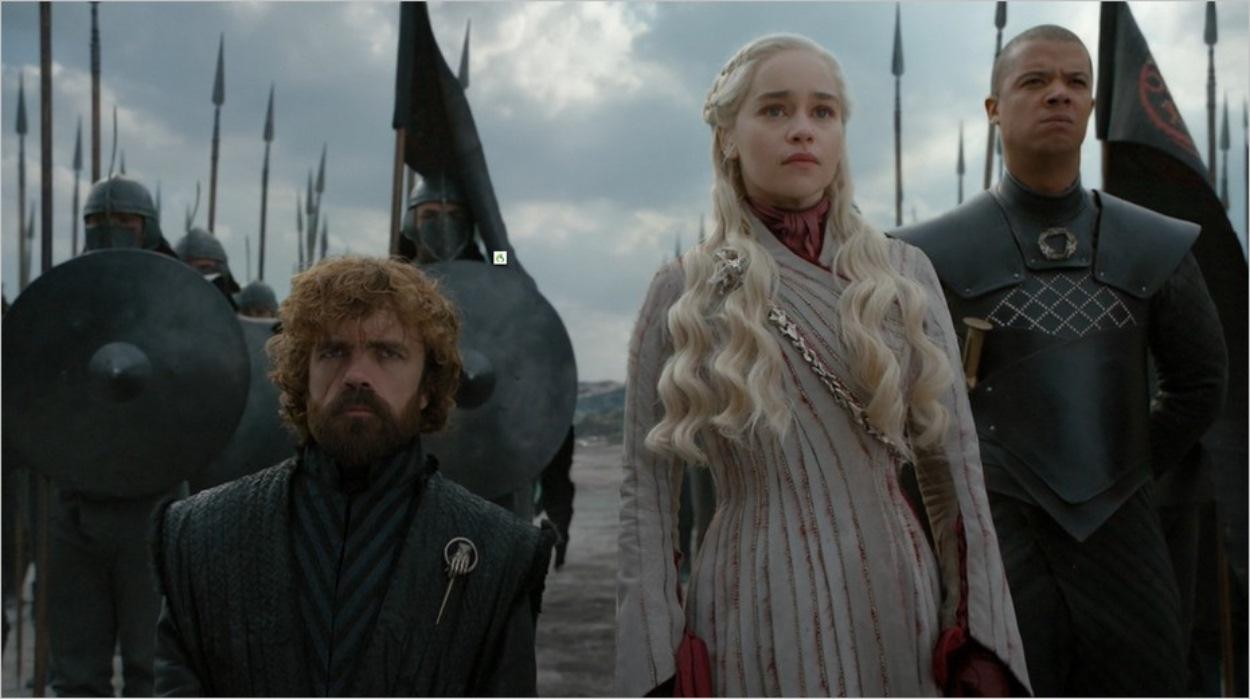 L'heure des négociations - Daenerys au pied du Donjon Rouge