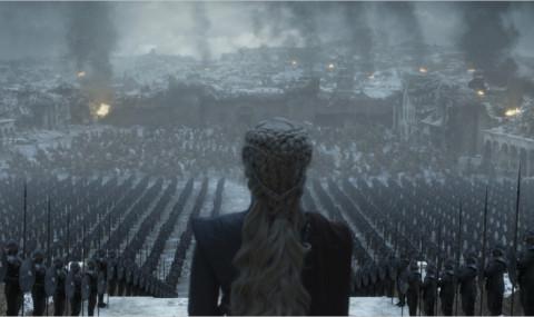 Game Of Thrones saison 8 épisode 6 : le Trône de Fer (dernier épisode)