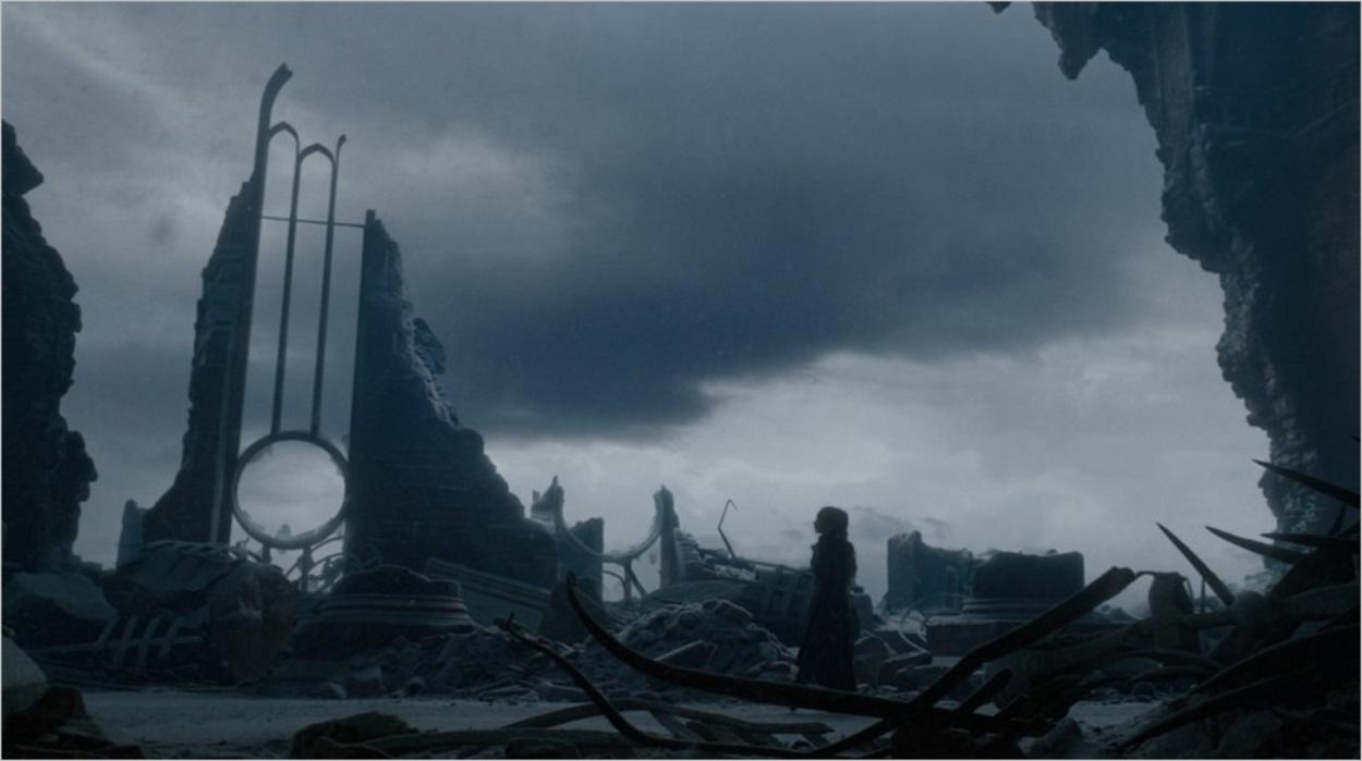 Daenerys s'avance vers le Trône de Fer - Dernier épisode de Game Of Thrones