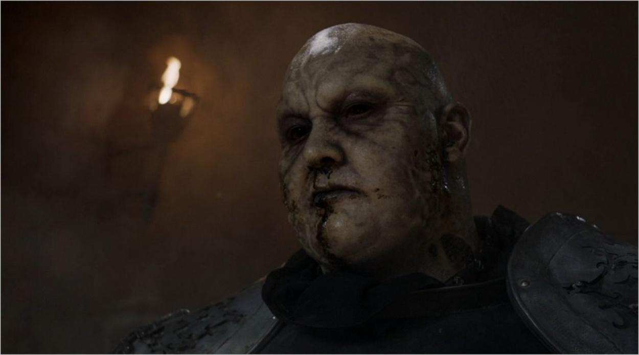 Gregor Clegane sans son armure