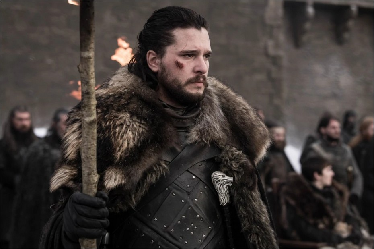 Jon Snow, alias Aegon Targaryen