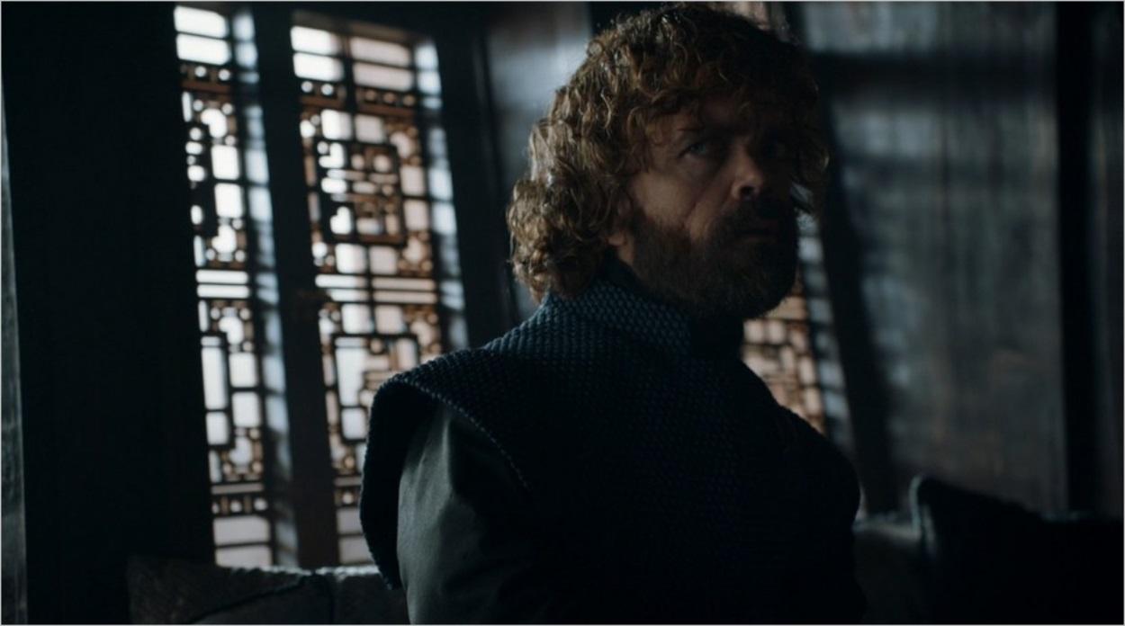 Tyrion dans la cale du bateau vers Peyredragon
