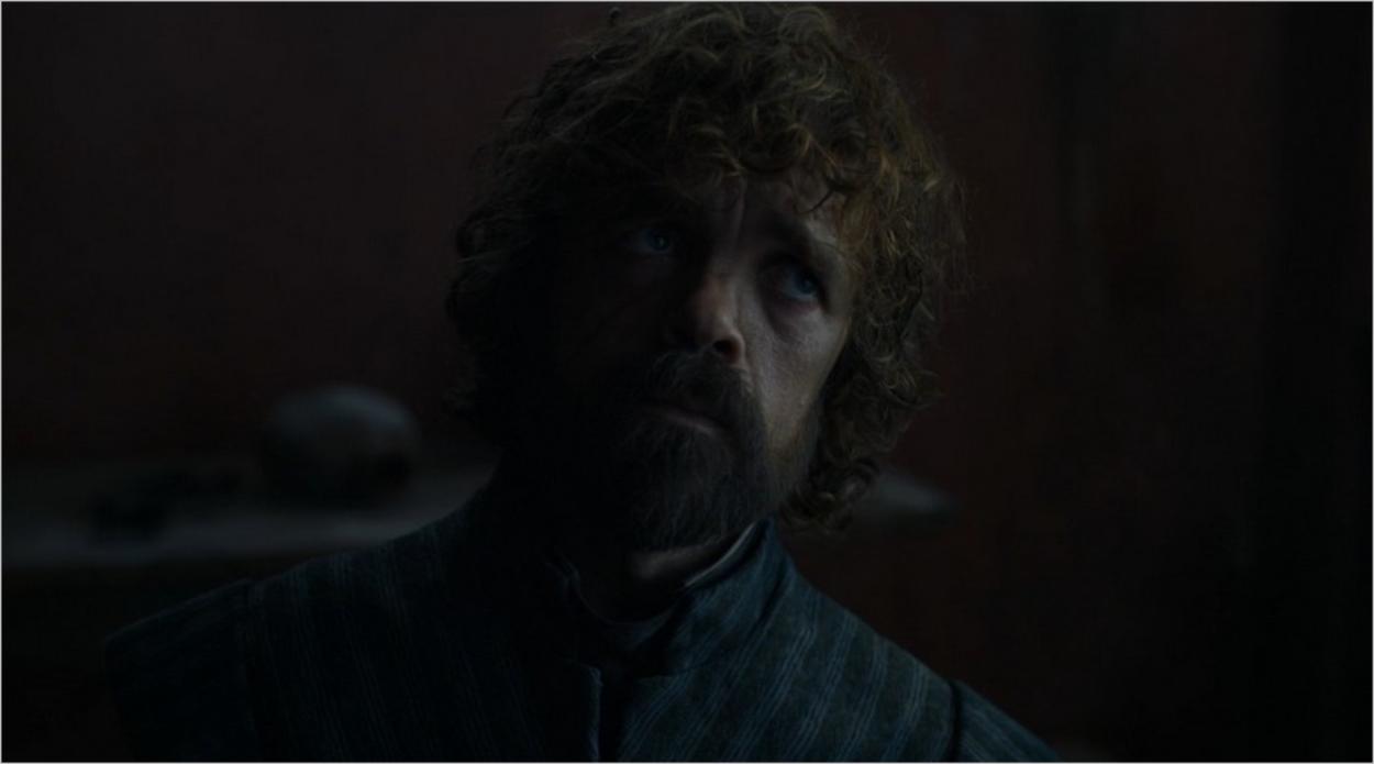 Tyrion reçoit Jon dans sa cellule - Saison 8 épisode 6