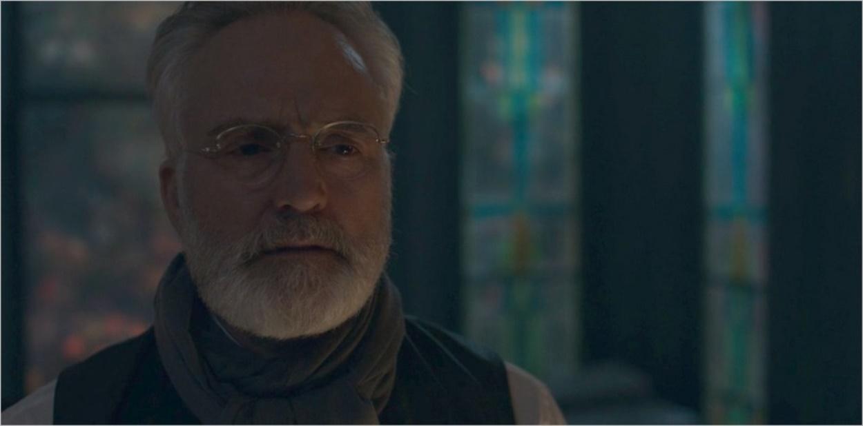 L'insaisissable commandant Lawrence - La Servante Ecarlate saison 3 épisode 3