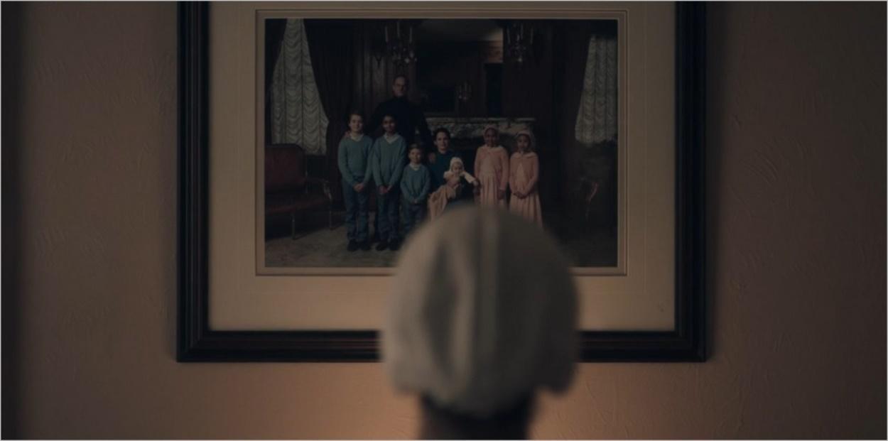 Portrait de la famille Winslow - The Handmaid's Tale saison 3