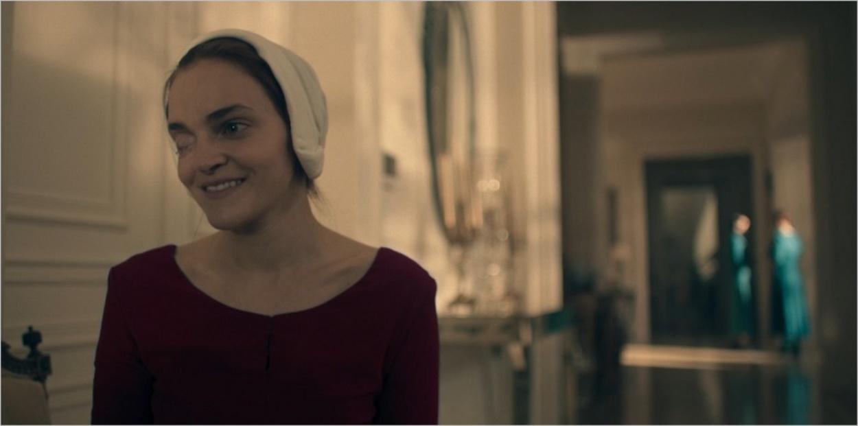 Janine échange avec Tante Lydia - The Handmaid's Tale