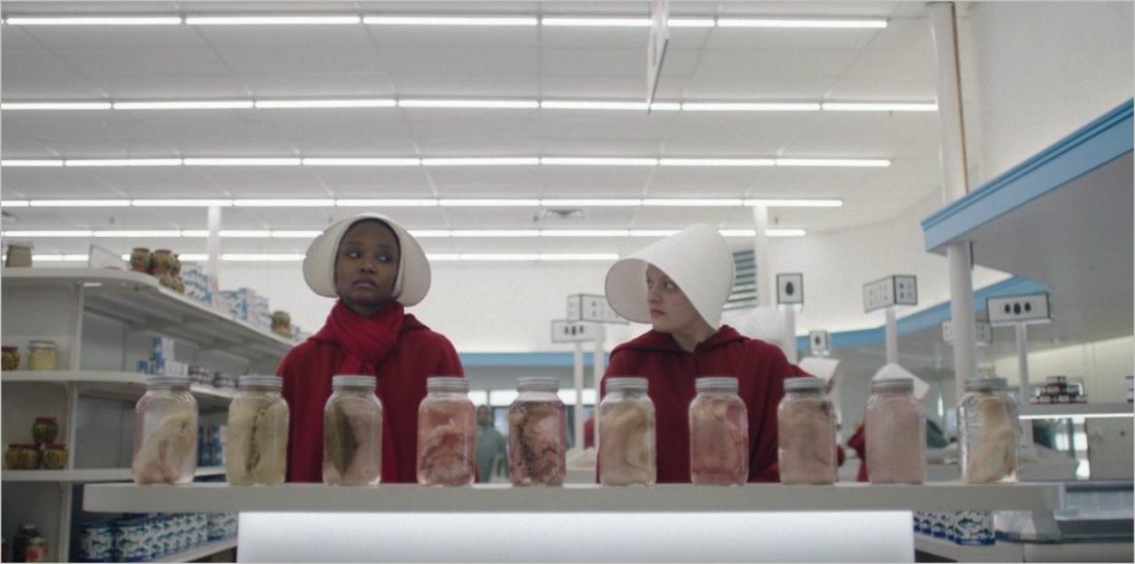 June et DeMatthew au supermarché - Saison 3 épisode 5