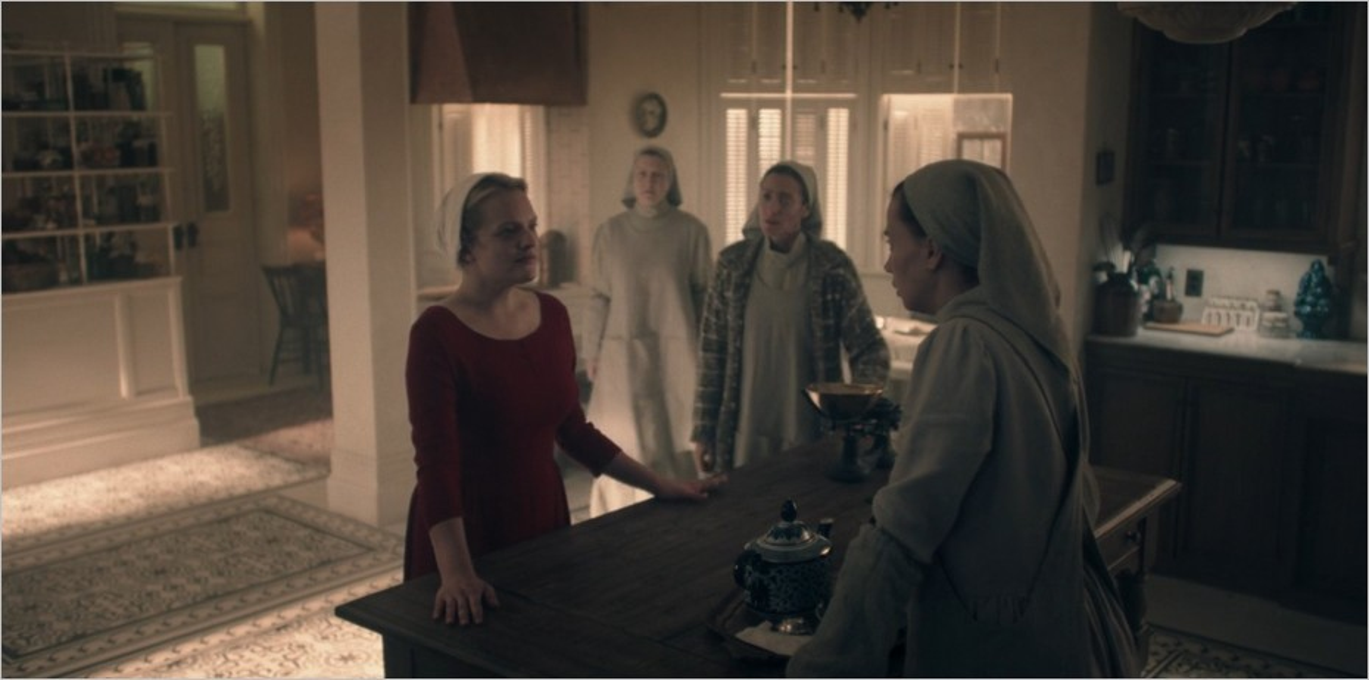 June en compagnie des Marthas - The Handmaid's Tale saison 3 épisode 2