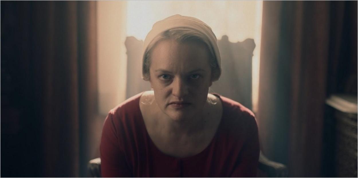 June furieuse contre le Commandant Lawrence - The Handmaid's Tale saison 3