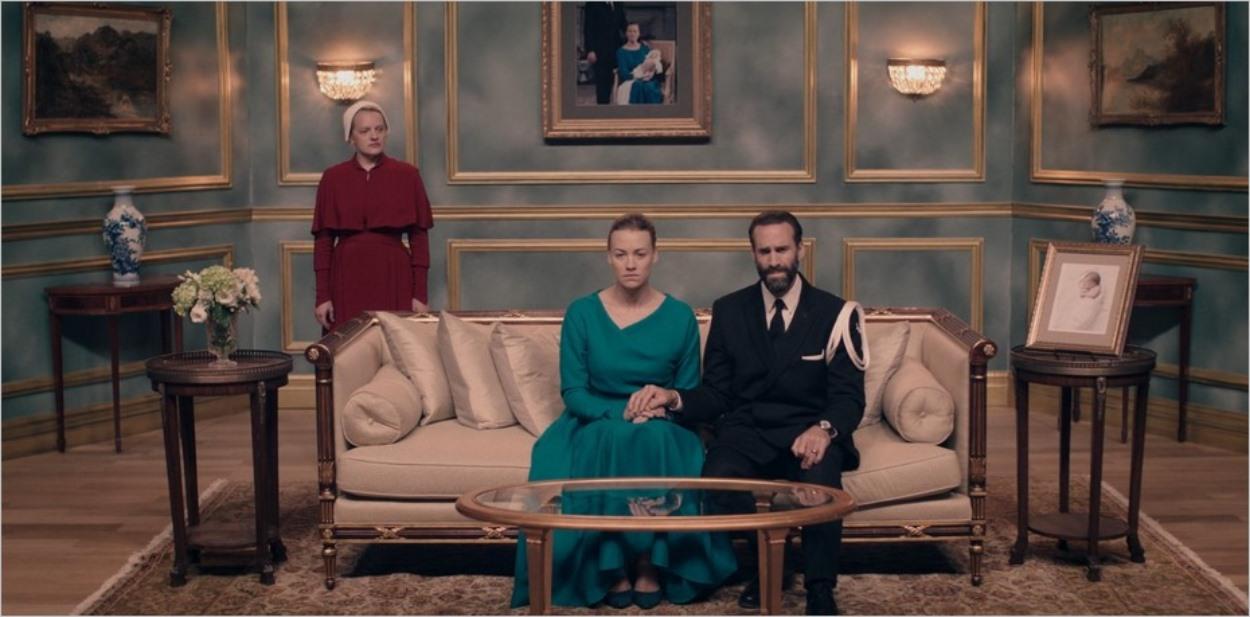 Le message télévisé des Waterford - Saison 3 de The Handmaid's Tale
