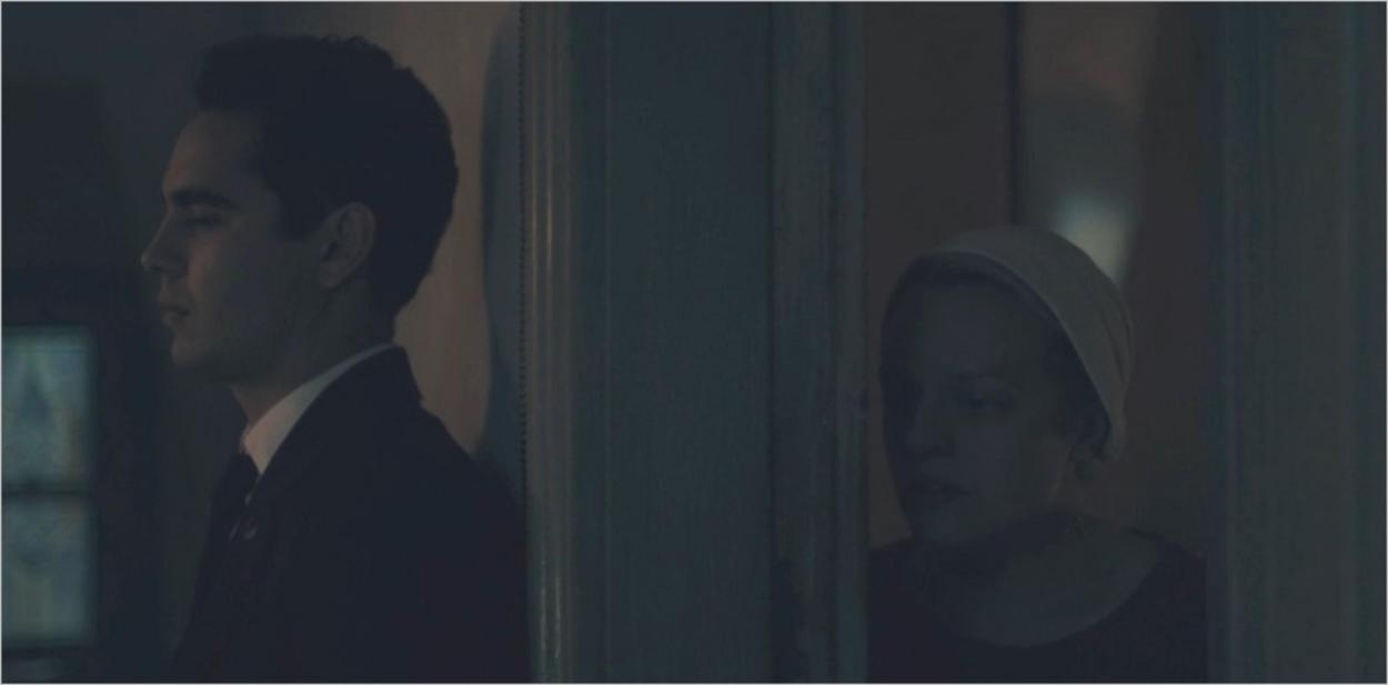 Nick et June - La Servante Ecarlate saison 3