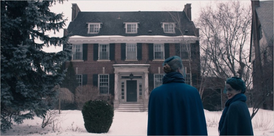 Une maison à Washington - The Handmaid's Tale saison 3