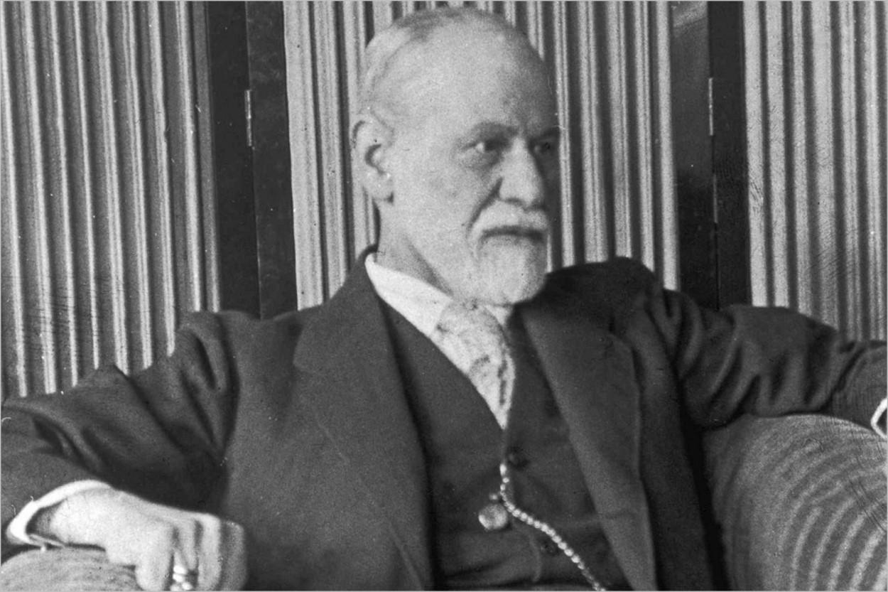 Cinq leçons sur la psychanalyse, Freud