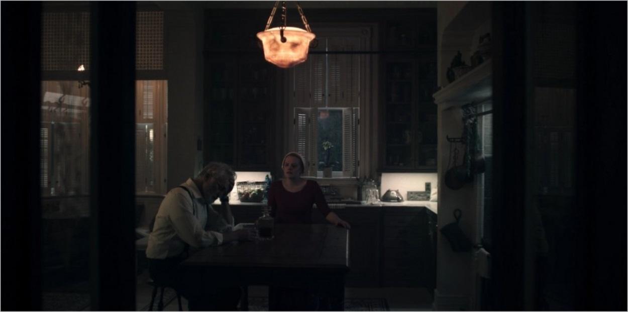 June et Joseph Lawrence après la Cérémonie - The Handmaid's Tale épisode 10 saison 3