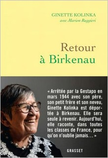 Retour à Birkenau, Ginette Kolinka
