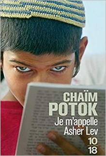 Je m'appelle Asher Lev, Chaïm Potok