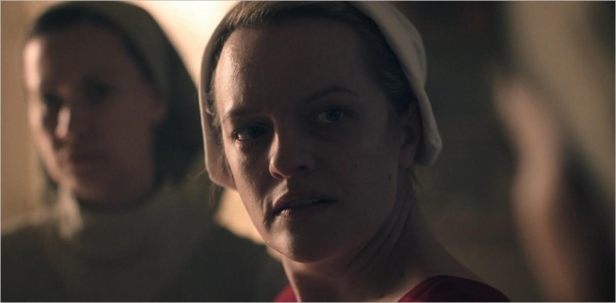 June réalise que les Lawrence ont disparu - La Servante Ecarlate saison 3